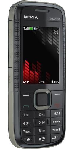 Фото телефона Nokia 5130 XpressMusic silver