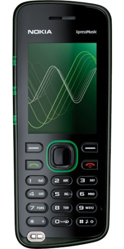 Nokia 5220 games green