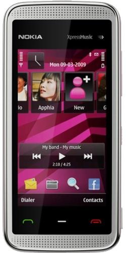 Nokia 5530 illuvial pink