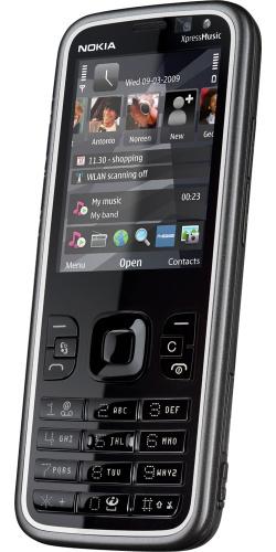 Nokia 5630 XpressMusic grey mono