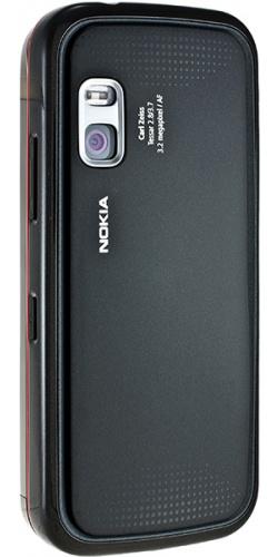 Фото телефона Nokia 5730 XpressMusic black red