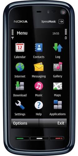 Nokia 5800 XpressMusic black