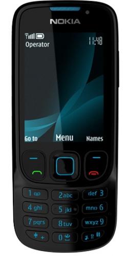 Nokia 6303i Classic matt black