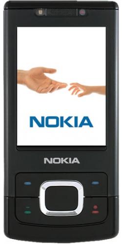 Nokia 6500 slide black