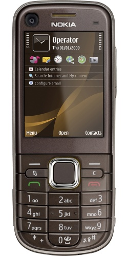 Nokia 6720 Classic brown