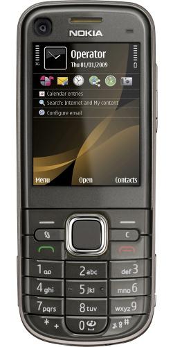 Nokia 6720 Classic grey