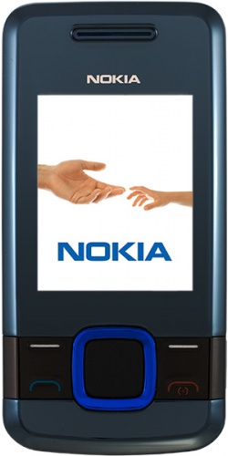 Nokia 7100 Supernova black