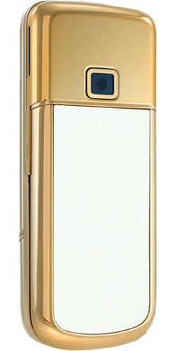 Фото телефона Nokia 8800 Gold Arte white