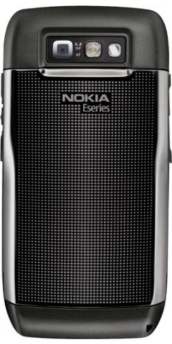 Фото телефона Nokia E71 grey steel
