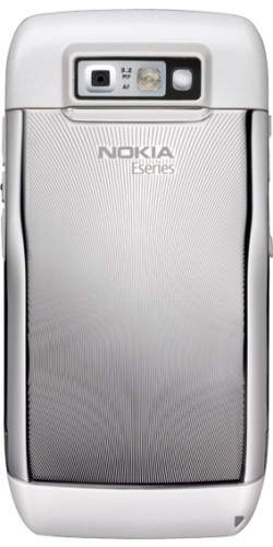Фото телефона Nokia E71 white steel
