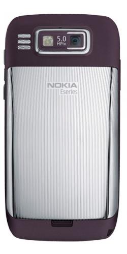 Фото телефона Nokia E72 Navi violet