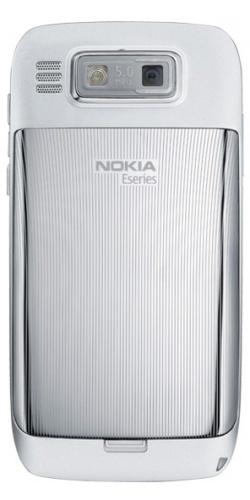 Фото телефона Nokia E72 Navi zircon white