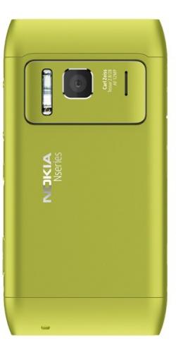 Фото телефона Nokia N8-00 green
