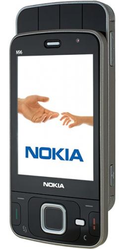 Фото телефона Nokia N96 dark grey