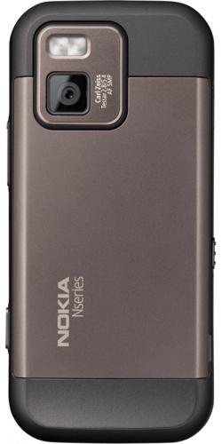 Фото телефона Nokia N97 mini cherry black