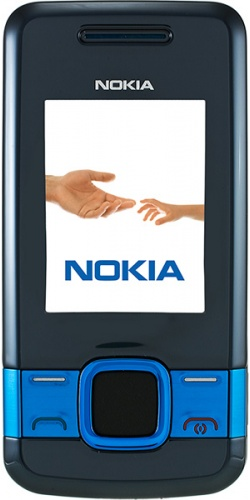 Nokia 7100 Supernova blue