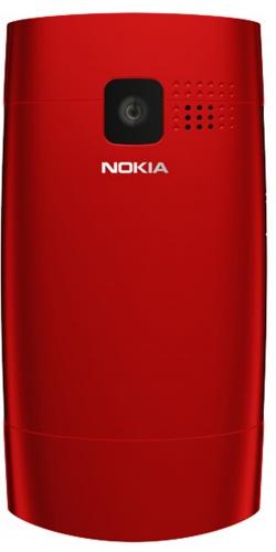 Фото телефона Nokia X2-01 red