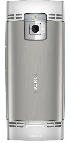 Фото телефона Nokia X2-00 blue