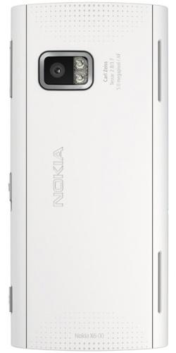 Фото телефона Nokia X6-00 16GB XpressMusic white pink
