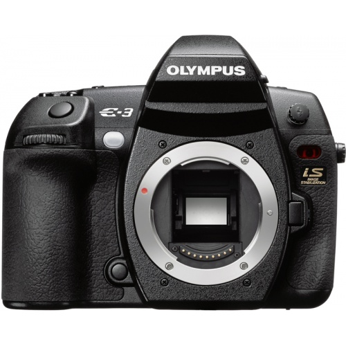 Olympus E-3 (body)