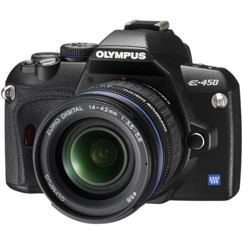 Olympus E-450 (kit 14-42)