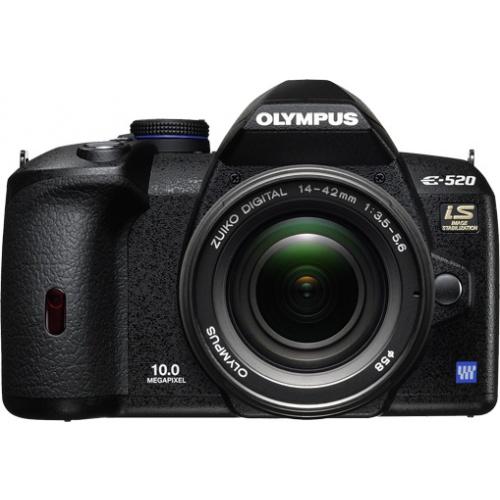 Olympus E-520 (kit 14-42)