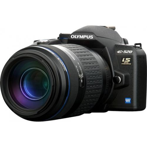 Olympus E-520 (kit 70-300)