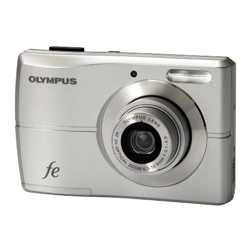 Olympus FE-26 silver