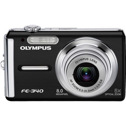 Olympus FE-340 black