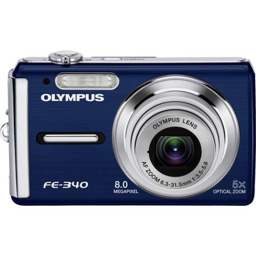 Olympus FE-340 blue