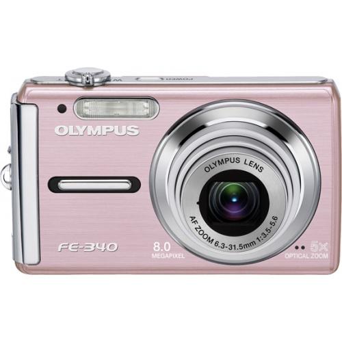 Olympus FE-340 pink