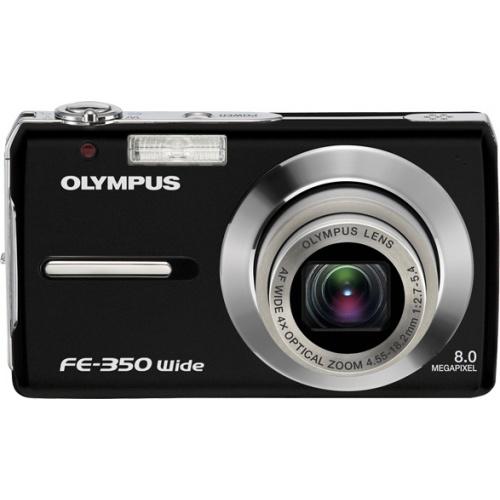 Olympus FE-350 wide black