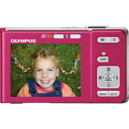 Фото Olympus FE-360 pink