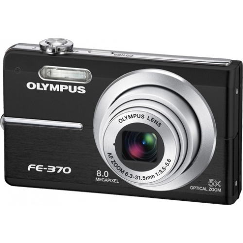 Olympus FE-370 black