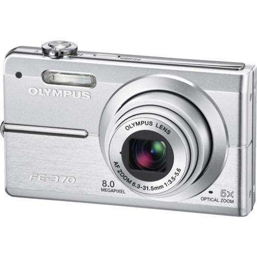 Olympus FE-370 silver