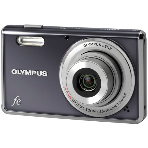 Olympus FE-4000 dark grey