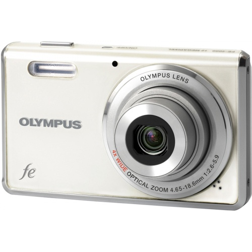 Olympus FE-4000 pure white