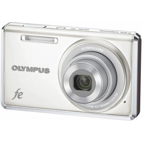 Olympus FE-4030 pure white