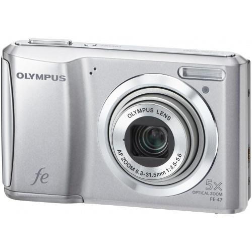 Olympus FE-47 silver