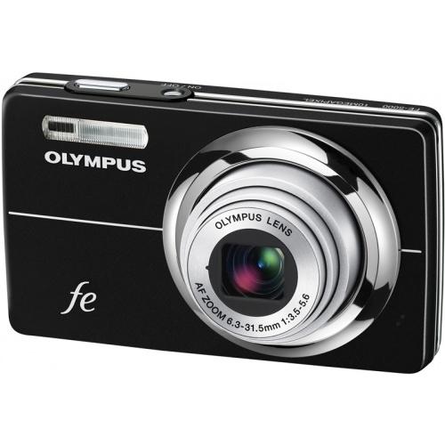 Olympus FE-5000 black