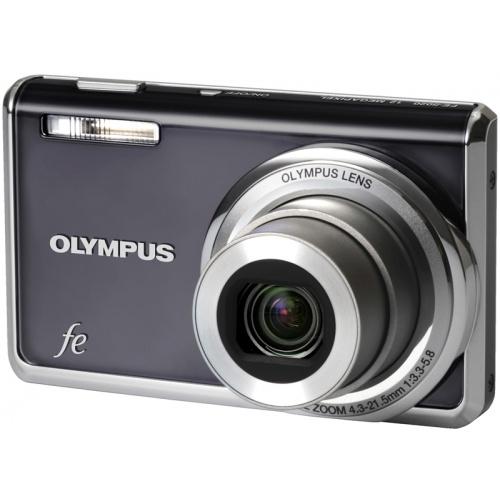 Olympus FE-5020 dark grey