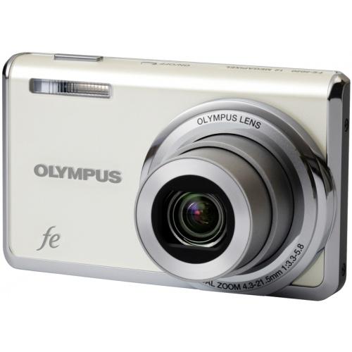 Olympus FE-5020 white