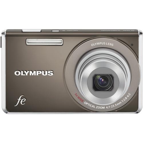 Olympus FE-5035 dark grey