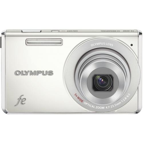 Olympus FE-5035 pure white
