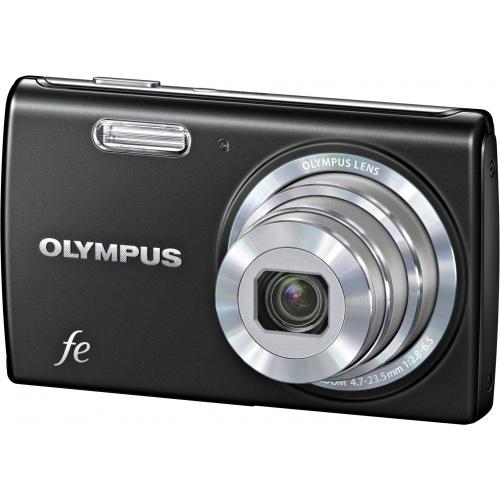 Olympus FE-5040 classic black