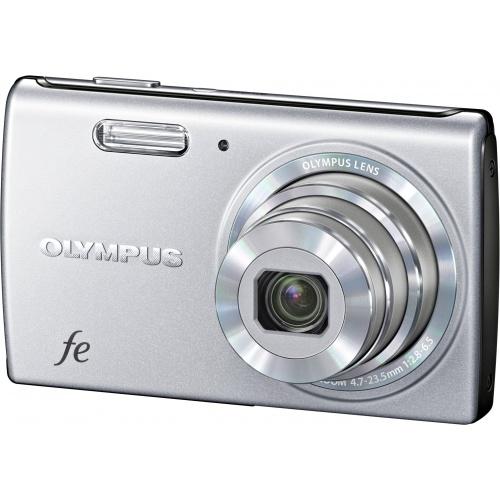 Olympus FE-5040 starry silver