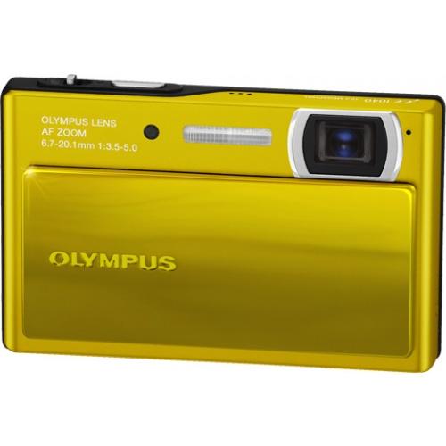 Olympus mju 1040 melon yellow