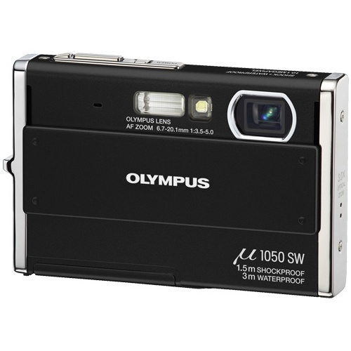Olympus mju 1050SW midnight black