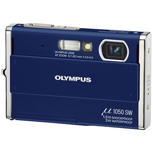 Olympus mju 1050SW pacific blue