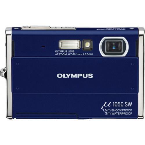Фото Olympus mju 1050SW pacific blue